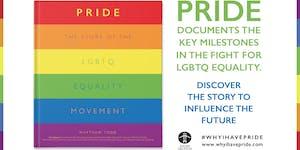 Pride - An Evening with Matthew Todd and Rowan Ellis