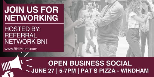 Open Business Social - Windham