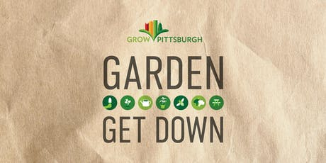 Garden Get Down tickets