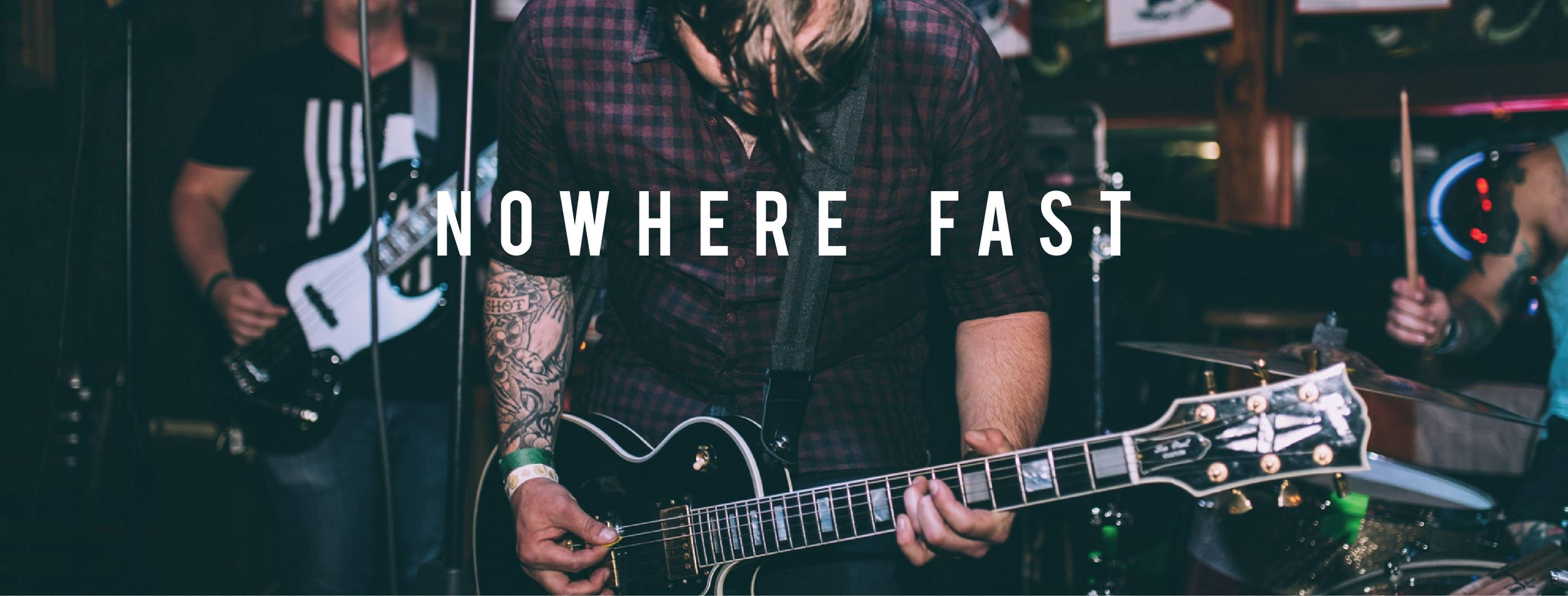 NOWHERE FAST / DEVIATOR / LUTHER VINCENT