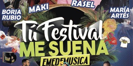 Tu Festival Me Suena en Fuente Obejuna (Córdoba)