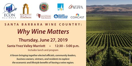 Why Wine Matters tickets