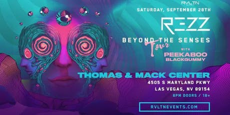 RVLTN Presents: REZZ — Beyond The Senses Tour (18+) tickets