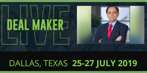 LAST CHANCE ON DISCOUNTED TICKETS !! : Deal Maker Live 2019