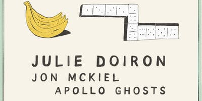 Odyssey Records presents: Julie Doiron, Apollo Ghosts, Jon Mckiel & Susans