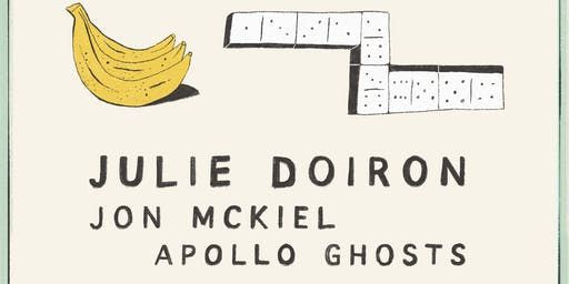 Odyssey Records presents: Julie Doiron, Apollo Ghosts, Jon Mckiel & Susans