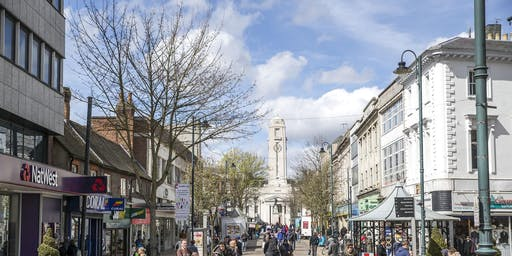 Luton town centre funding – 2020-2025  July 3rd, 2019 –