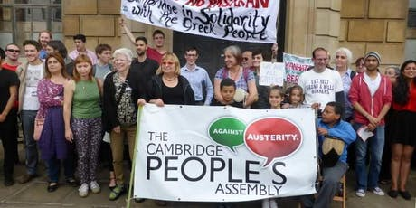 Cambridge People's Assembly - Austerity Question Time tickets