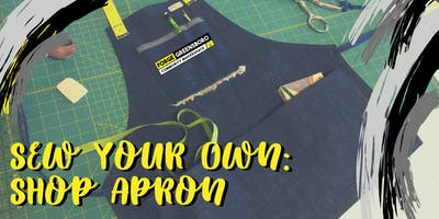 Sew Your Own: Shop Apron
