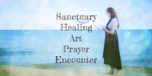 SHAPE - Sanctuary Healing Art Prayer Encounter - Saturday, JULY 13, 2019