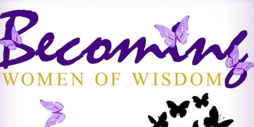 Women Of Wisdom Book Launch & Signing
