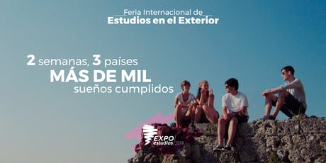 Feria ExpoEstudios 2019-2 Quito entradas