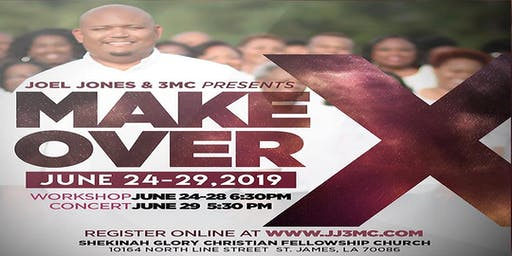 Joel Jones & 3MC Presents A Music Ministry Makeover 10