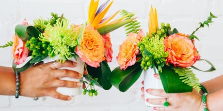 Fall Floral Arranging at West Elm Fort Worth tickets