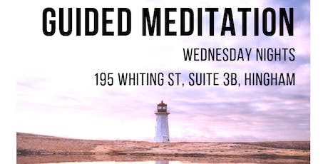 Guided Group Meditation - Wednesday Nights in Hingham (South Shore) tickets
