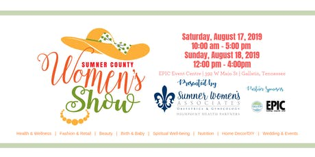 Sumner County Women's Show tickets