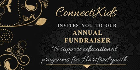 ConnectiKids Annual Fundraiser  tickets