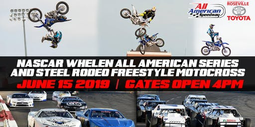 NASCAR Whelen All American Series and Cowboy Kenny's Steel Rodeo Tour 6/15