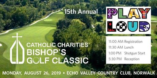 Catholic Charities Bishop's Golf Classic