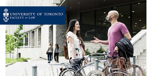 University of Toronto Law - JD Campus Tours - Spring/Summer 2019