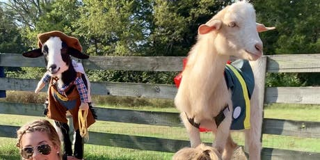 Goat Yoga Nashville- Jammin June tickets