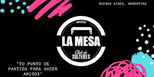 """""""LA MESA"""" del Club  26 de septiembre (Buenos Aires - Mataderos)"""