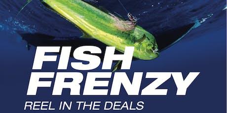 West Marine New Bern Presents Fishing Frenzy tickets