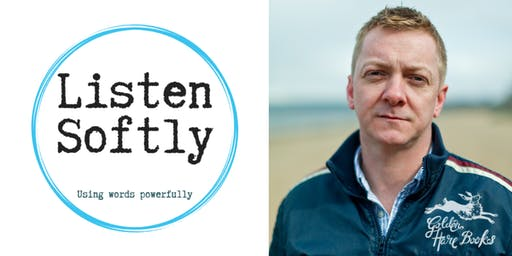 LISTEN SOFTLY: Doug Johnstone + Louise Peterkin + Thomas Stewart + Open Mic + Raffle!
