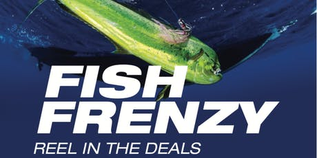 West Marine Punta Gorda Presents Fishing Frenzy tickets