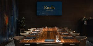Power Demo Lunch (free) at Earl's in Bellevue