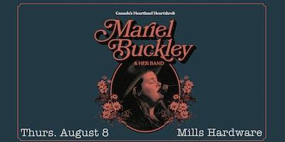 Mariel Buckley & Her Band