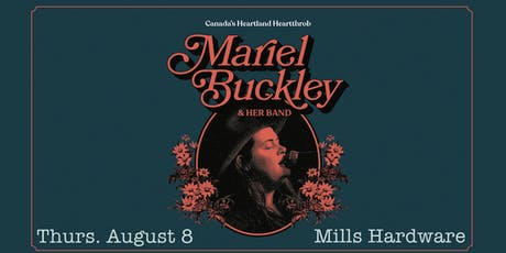 Mariel Buckley & Her Band tickets