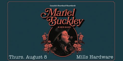 Mariel Buckley & Her Band