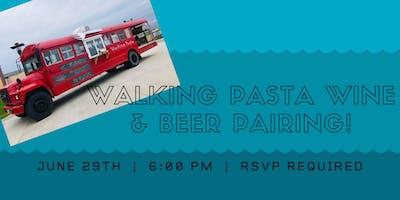Walking Pasta Pairing