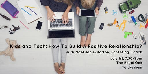 Kids and Tech: How To Build A Positive Relationship?