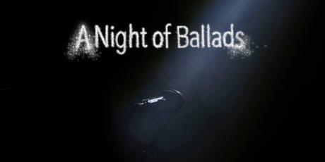 Night of Ballads 2019 - Samstag, 30.11.2019 Tickets