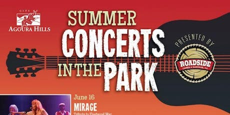 Agoura Hills Concerts in the Park tickets