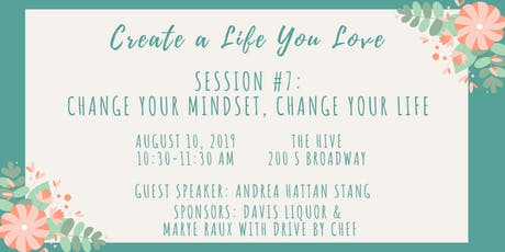 CALYL Session #7: Change Your Mindset, Change Your Life tickets