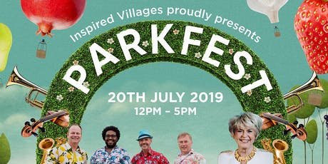 Parkfest 2019 tickets
