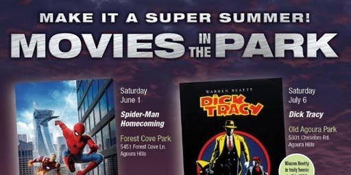 Agoura Hills Movies in the Park