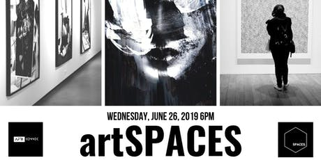 artSPACES tickets