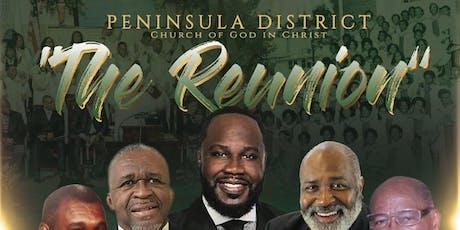 Peninsula District Reunion tickets