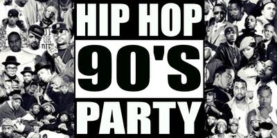 90's Hip Hop Party at Boogie Fever | Ferndale