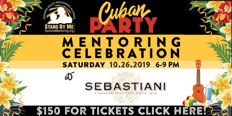 Sonoma Valley Mentoring Alliance - Mentoring Celebration tickets