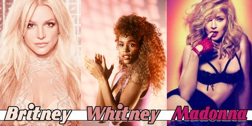 Britney, Whitney & Madonna Night at Boogie Fever | Ferndale