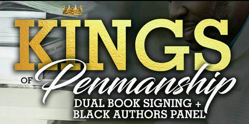 Kings of Penmanship Authors Book Signing