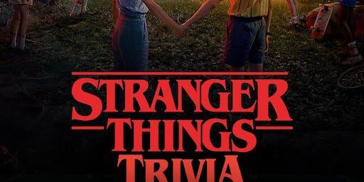 Stranger Things Trivia