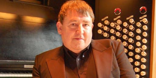 Organ Recital  featuring Prof Ian Tracey