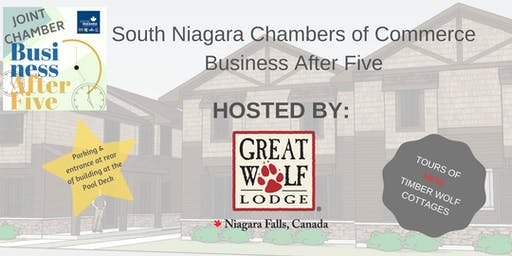 Joint Chamber Business After Five - South Niagara Chambers of Commerce