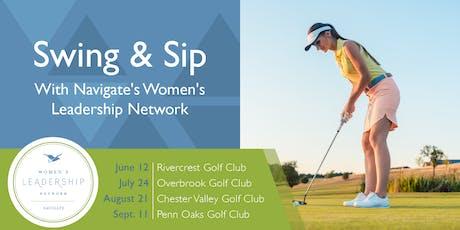 Swing & Sip 2019 - Penn Oaks Golf Club tickets